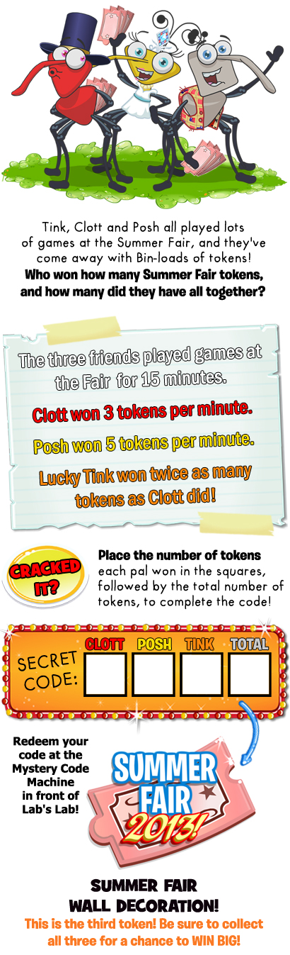 Weekend Puzzle Challenge 11th August 2013